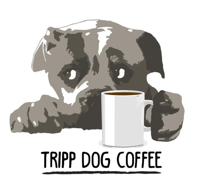 Tripp Dog coffee best coffee in drive thru Salem Oregon